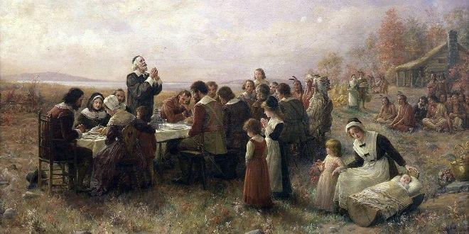 Pilgrims as Jews